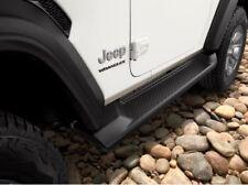 2018 2 Door Jeep Wrangler JL New Body OEM Running Boards 82215145