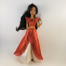 "12"" Disney Store LONDON Elena of Avalor doll (ARTICULATED ARMS / JOINTED KNEES)"