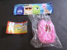 KINDER, PERSONNAGE FIGURINE FINGERFREAKS YAM YAM, BPZ, VF TOYS