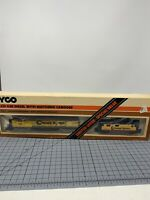 Tyco 250a Chessie System Alco 430 4301 with caboose P4