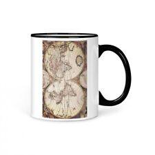 Tasse à café monde Carte du monde