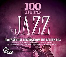 100 Hits: Jazz - 5 DISC SET - 100 Hits: Jazz (2016, CD NEUF)