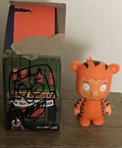 Kidrobot BOB'S BURGERS TRICK OR TREAT HALLOWEEN Teddy the Tiger Figure Sketch