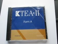 Ktea-Ii Tests of Achievement Form A Audio Cd