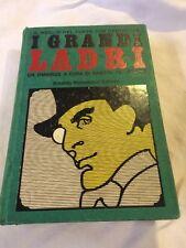 LIBRO GRANDI LADRI ( con DIABOLIK ) Omnibus Mondadori *1970* Prima Edizione