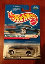 1999 Hot Wheels 2000 First Editions Deora Ii - #5 Of 36 Cars