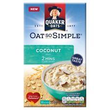 AVENA Quaker Così Semplice sapore di COCCO Porridge 10 bustine di 33.3 G