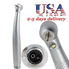 2018 A+ Dental LED Light Handpiece Standard Push 2 hole 3 Way With Cartridge-USA