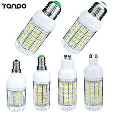 E27 E12 E26 E14 G9  GU10 LED Corn Bulb 9W 15W 18W 25W 5730 SMD Light Lamp SS209
