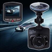 HD 1080p coche DVR camara grabadora de video dashcam Black Night Vision Sensor