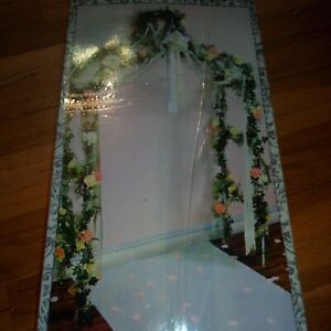 7ft Peaked Wedding Arch