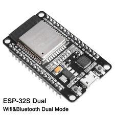 Esp32 Esp 32s Nodemcu Development Board 24ghz Wifibluetooth Dual Mode