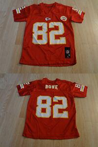 Youth Kansas City Chiefs Dwayne Bowe S (8) Jersey (Red) NFL Players Jersey