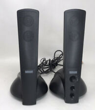 ALTEC LANSING ATP3 Multimedia Computer Left & Right Speakers Only/free Shipping