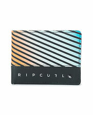 RIP CURL MENS WALLET.ALL DAY FAUX LEATHER CREDIT CARD MONEY PURSE 7W UPU4 3282