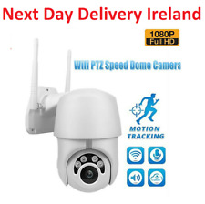 1080P WIFI IP Camera Dome Wireless Outdoor IP66 CCTV HD Home Security IR Cam 5X