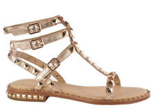 ASH POISON ROSE GOLD STUDDED SANDAL SIZE 37