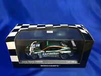 MINICHAMPS 1/43 Aston Martin Dbrs9 Limited Fia Gt3 Spa 2006 With tracking number