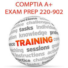 CompTIA A + Exam Prep 220-902 - Video Tutorial DVD de entrenamiento