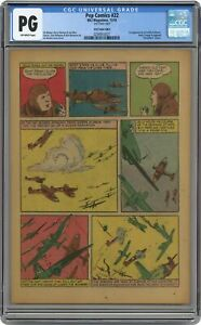 Pep Comics #22 CGC PG 21st Page Only 0294910021 1st app. Archie, Betty, Jughead