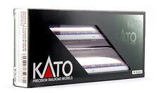 Escala N - Kato set Amtrak 2 Vagón Amfleet 106-8012 Neu