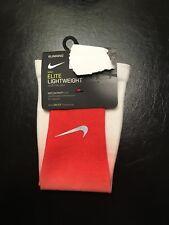 Nike Running Socks Elite Lightweight Men's 4-5.5 OTC NWT Compression $50!