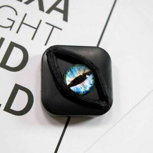 Dragon Evil Eye Contact Lens Case Travel Kit Portable Holder Boxes Lenses Care