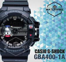 Casio G-Shock G'MIX Bluetooth Smart Series Watch GBA400-1A