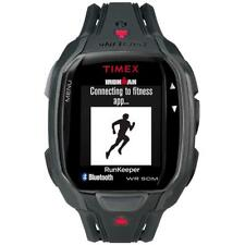 TIMEX IRONMAN RUN X50+ Sportwatch TW5K84600 Silicone Nero Bluetooth App