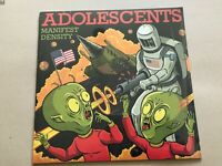 MANIFEST DENSITY  by ADOLESCENTS  Vinyl LP  1027031CJR