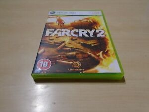 Far Cry 2 (Xbox 360), Good Xbox 360, Xbox 360- Includes Map and Manual
