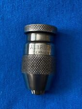 """Albrecht 0-1/8"""" High Precision Keyless Drill Chuck 0-3, Made in Germany"""
