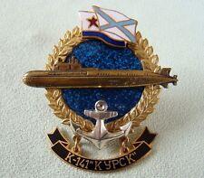 Russisches Abzeichen - Atom U-Boot - Kursk - K-141