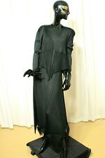 "ISSEY MIYAKE for PLEATS PLEASE ""Fortuny"" Pleated Long Skirt, Long Tunic & Jacket"