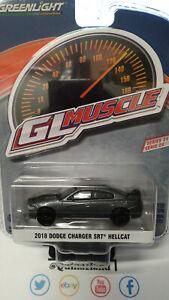 Greenlight GLMuscle 2018 Dodge Charger SRT Hellcat  (NG68)