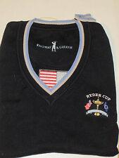 Ryder Cup Oakland Hills Pullover Fairway & Greene Vest Lg. sweater vest Fairway
