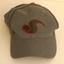 DVS Dark Gray FlexFit Cap Hat Size 58cm