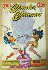 Wonder Woman #206 Origin Of Nubia Bondage Cover (1973) High Grade VF+