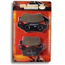 Honda F+R Brake Disc Pads XR 400 R (1996-2004) XR 650 R (2000-2007) NEW