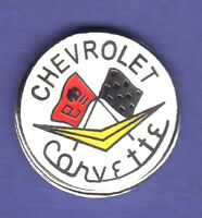 CORVETTE HAT PIN LAPEL PIN TIE TAC ENAMEL BADGE #0956