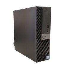 Dell Optiplex 7050 SFF PC Intel Core i5-6500 3.2GHz 16GB 256GB SSD WIN 10