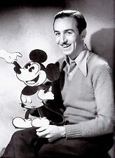 WALTER WALT DISNEY 8X10 GLOSSY PHOTO PICTURE