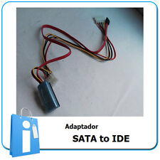 Cable Adaptador SATA a IDE para Disco duro y Unidad Optica