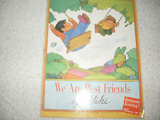 Kids cool paperback gr k-2:We Are Best Friends-best friend moves away-play with?