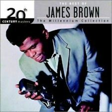 James Brown - 20th Century Masters Collection - Beschädigte Hülle