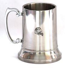 American Football Helmet Tankard 1  Pint Pewter Emblem Gift Ideal For NFL Player
