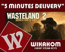 Wasteland 2: Director's Cut - Classic (Steam Key) Windows/Mac/Linux