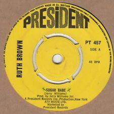 Ruth Brown Sugar Babe President  PT 457 Soul Northern Motown