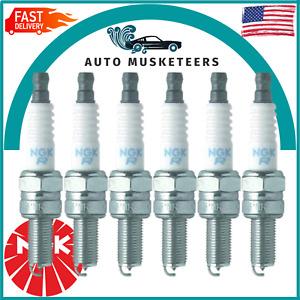 For Chrysler 300 Set of 6 Spark Plugs NGK Laser Platinum Resistor