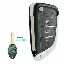 key for BMW EWS 325 330 318  E38 E39 E46 M5 X3 X5  Upgrade remote flipkey fob